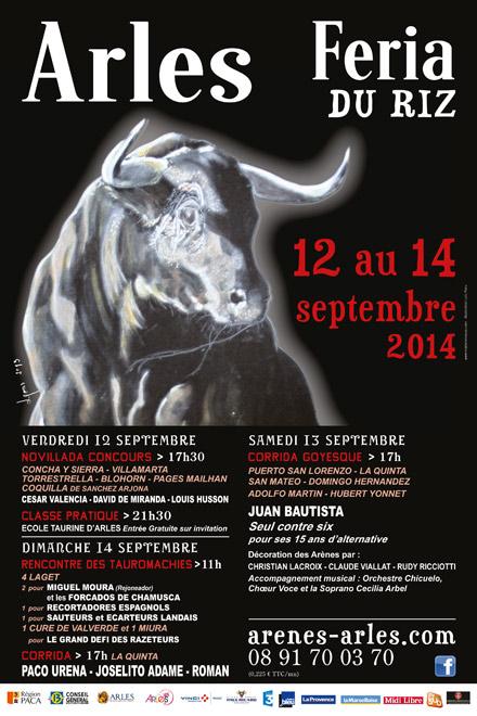 Arles Riz 2014