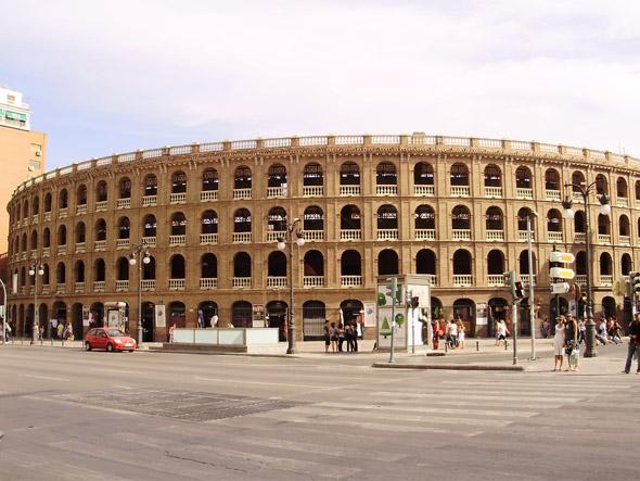 Valencia. Plaza de toros