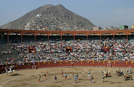 FOTO Plaza de Acho - Lima