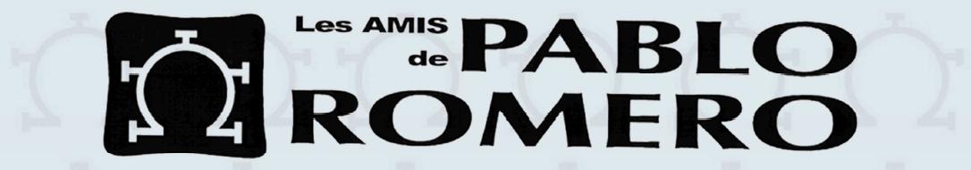 Amis de Pablo Romero