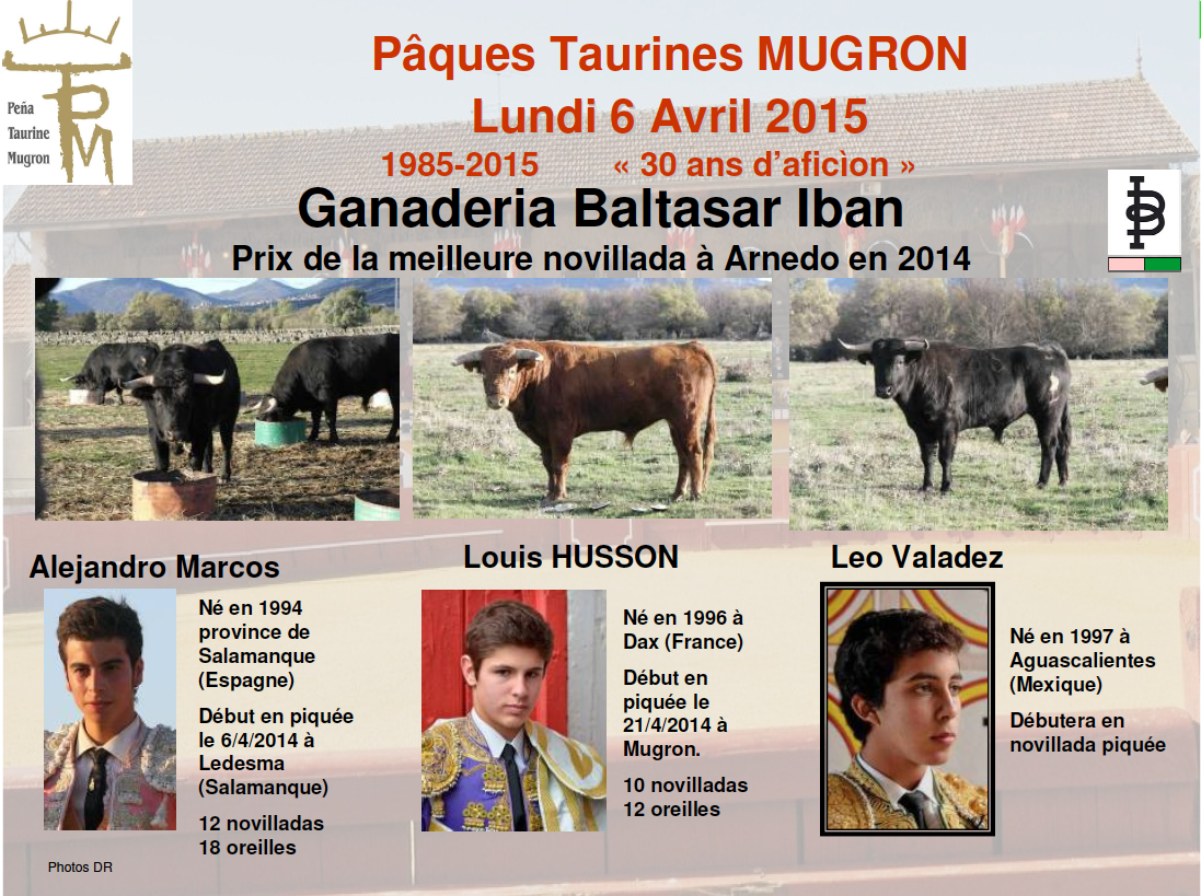 Mugron 2015