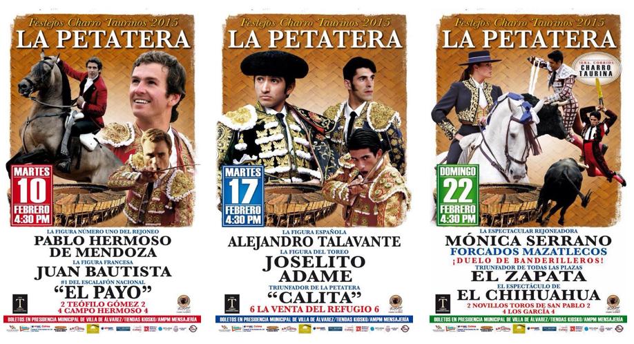 La Petatera 2015