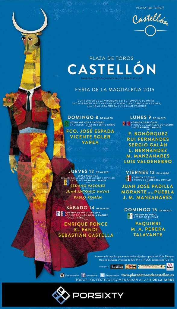 Castellon Magdalena 2015