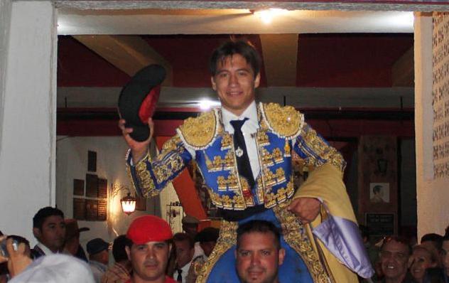 César Valencia. Mérida 2015