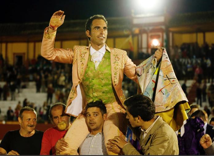 Salvador Cortes. Ecija 2015