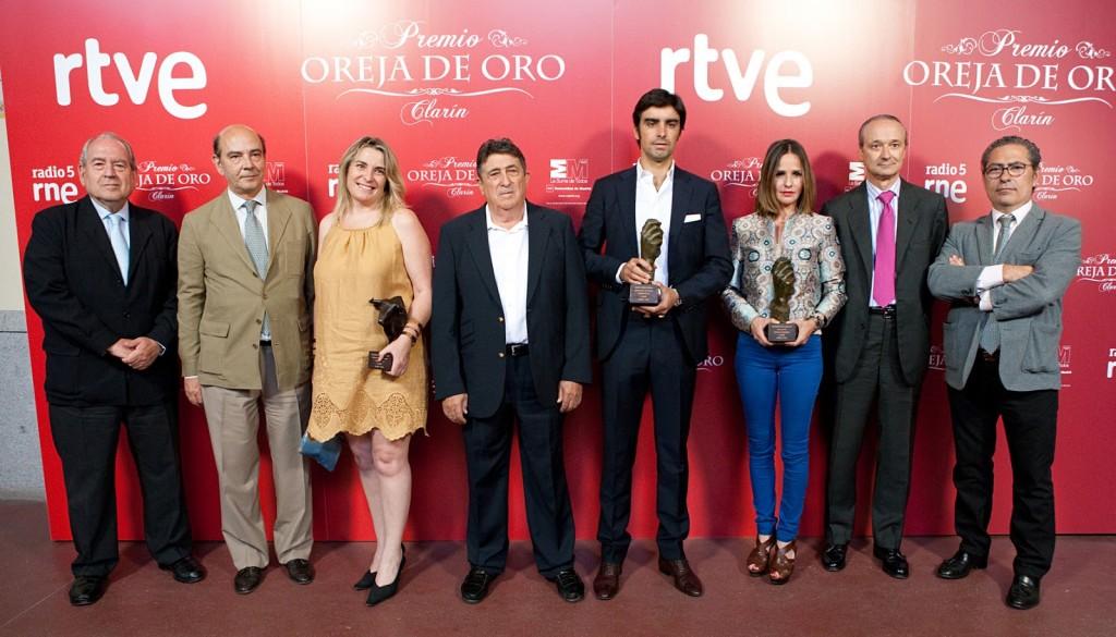 Oreja y Hierro de Oro 2014