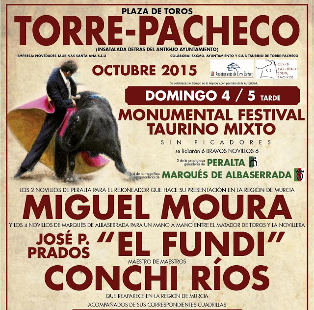 Torre Pacheco 2015