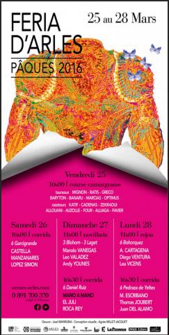Arles Pâques 2016