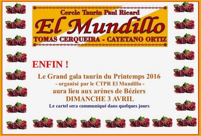 dim 3 avril El Mundillo