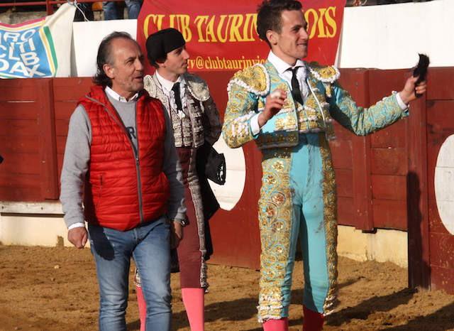 BOU. Rafael CRUZ et Antoine MADIER