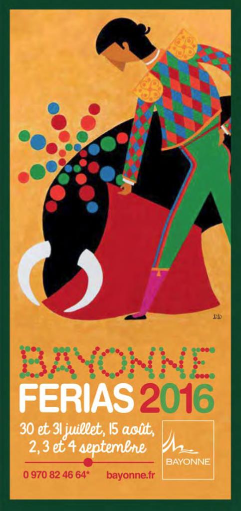 Bayonne 2016