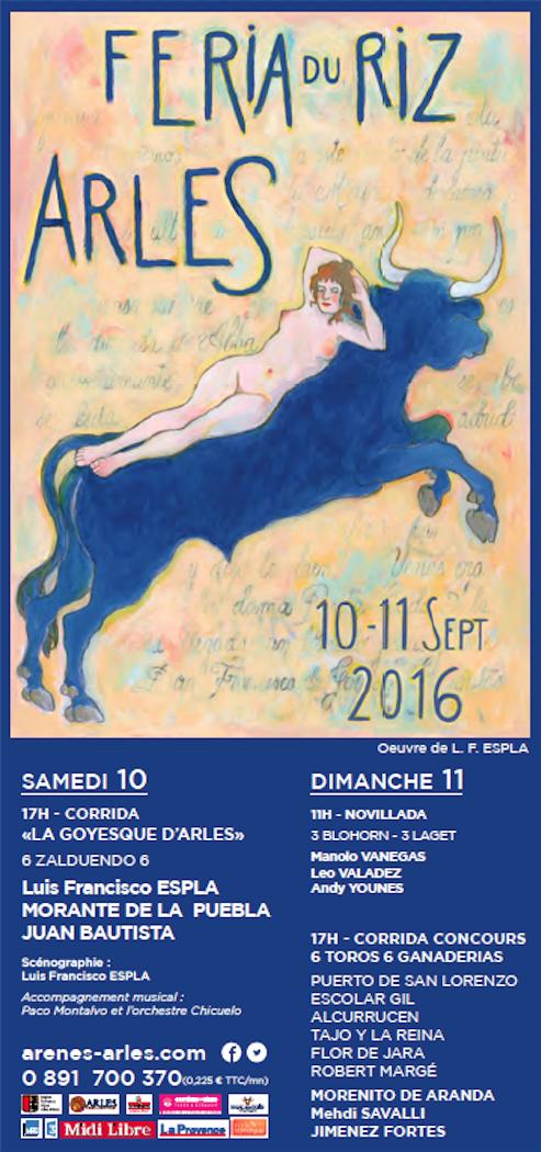 Arles. Riz 2016