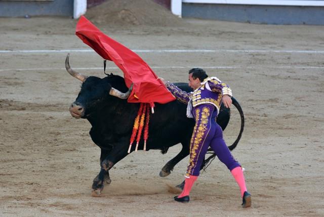 Rafaelillo MIURA Madrid 05062016 Photo © Ferdinand DE MARCHI
