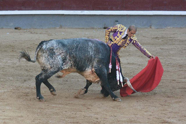 Javier Castano MIURA Madrid 05062016 Photo © Ferdinand DE MARCHI