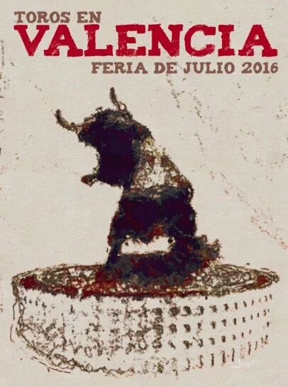 Valencia feria de julio