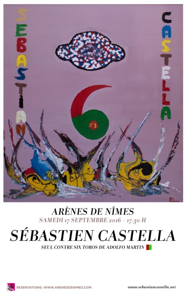 Solo Castella Nîmes 2016