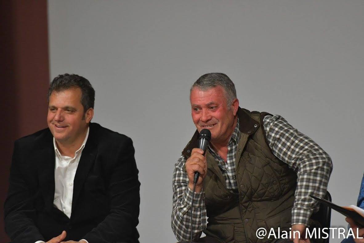 Jean-Luc Courriol et Patrick Alarcon