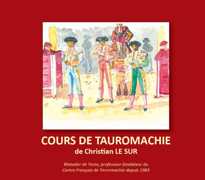 Cours de Tauromachie.