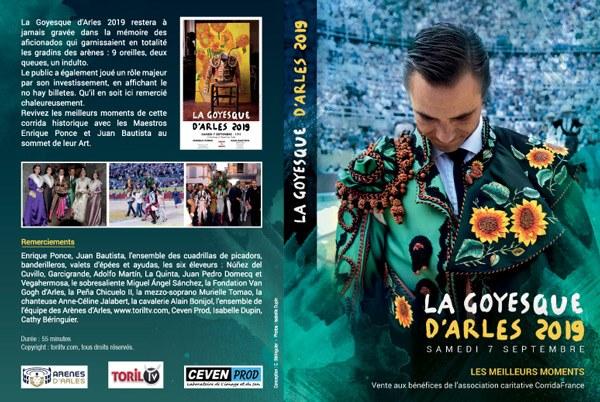 La Goyesque d'Arles 2019.