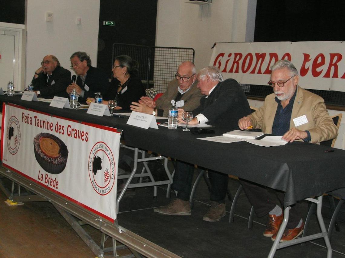 La FSTF a tenu son 103ème Congrès à La Brède (33).