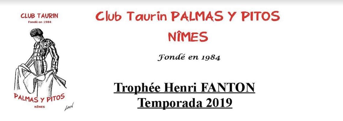"""Nîmes. Le Trophée Henri Fanton pour """"Jerezano"""" du Marquis d'Albaserrada."""