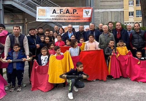 """Nîmes. Première """"Action quartiers"""" de l'AFAP."""
