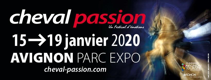 Avignon. Cheval Passion 2020. Gala des Crinières d'Or.