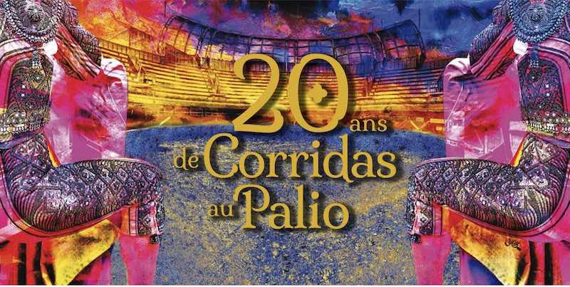 Istres. Les cartels de la Feria 2020.