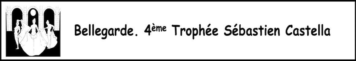 Bellegarde. Le 4ème Trophée Sébastien Castella est sur les rails.