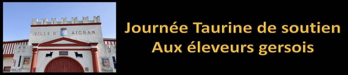 Aignan. Journée Taurine de soutien aux éleveurs gersois.