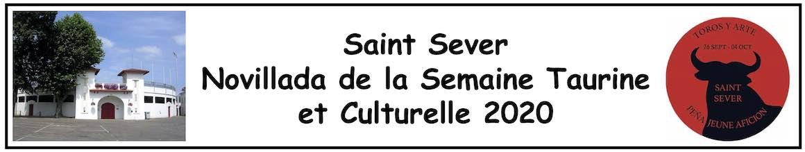 Saint Sever. Novillada de la 36ème Semaine Taurine et Culturelle.