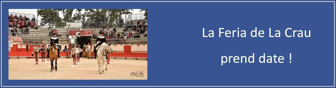 La Feria de La Crau prend date !